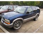 Lot: 19-0195 - 2000 CHEVROLET BLAZER SUV