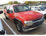 Lot: 19-2490 - 2000 CHEVROLET SUBURBAN SUV