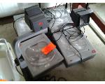 Lot: 13,14&15 - (4) Projectors, (2) Monitor Stands & (5) Smart Boards