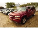 Lot: 09-65608 - 2004 Chevrolet Suburban SUV