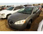 Lot: 18-67372 - 2008 Pontiac G6