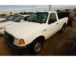 Lot: 20-66981 - 2004 Ford Ranger Pickup