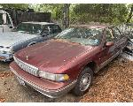 Lot: 1716 - 1992 Chevy Caprice