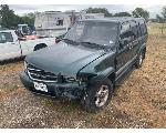 Lot: 85929 - 1998 ISUZU TROOPER SUV - KEY