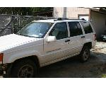 Lot: 04 - 1998 Jeep Cherokee Limited SUV - Key