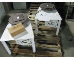 Lot: 37 - (2) Pottery Wheels