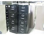 Lot: 40 - (5) File Cabinets