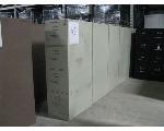 Lot: 42 - (5) File Cabinets