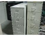 Lot: 44 - (3) File Cabinets