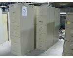 Lot: 45 - (5) File Cabinets