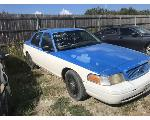 Lot: 115 - 2010 Ford Crown Victoria - Key / Started