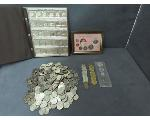 Lot: 1151 - PROOF SET, BIRTH YEAR SET, QUARTERS & FOREIGN