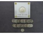 Lot: 1171 - KENNEDY HALF, DIMES & FOREIGN