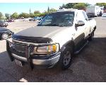 Lot: 2765a - 1999 FORD F150 PICKUP - KEY / STARTED