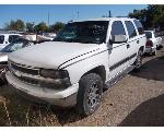 Lot: 2893a - 2004 CHEVY TAHOE SUV