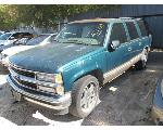 Lot: 167 - 1997 CHEVROLET SUBURBAN SUV