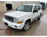 Lot: 6 - 2007 Jeep Commander SUV