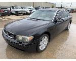 Lot: 15 - 2002 BMW 745Li