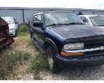 Lot: 31 - 2000 CHEVORLET BLAZER SUV