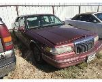 Lot: 36 - 1995 LINCOLN TOWNCAR - KEY / STARTED