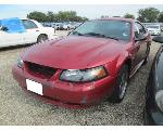 Lot: 1028-12 - 2003 FORD MUSTANG