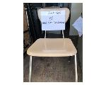Lot: 3404 - (50) Student Chairs