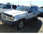 Lot: B9080412 - 2004 JEEP GRAND CHEROKEE SUV - KEY / STARTED & RAN