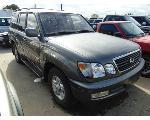 Lot: B9080521 - 2000 LEXUS LX470 - KEY