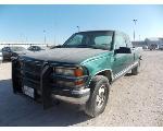 Lot: 6 - 1998 Chevrolet Silverado Pickup - Key / Started & Drove
