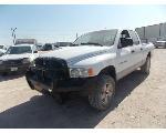 Lot: 8 - 2003 Dodge 1500 Pickup - Key / Started & Drove