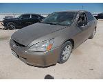 Lot: 12 - 2005 Honda Accord - Key / Started & Drove