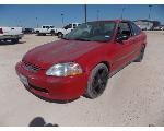 Lot: 15 - 1998 Honda Civic - Key / Started & Drove