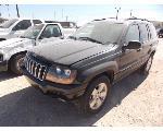 Lot: 29 - 2001 Jeep Grand Cherokee SUV - Key / Started & Drove