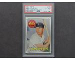 Lot: 7893 - 1969 TOPPS MICKEY MANTLE #500 CARD<BR><span style=color:red>No Credit Cards Accepted! CASH OR WIRE TRANSFER ONLY!</span>