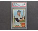 Lot: 7895 - 1968 TOPPS MICKEY MANTLE #280 CARD<BR><span style=color:red>No Credit Cards Accepted! CASH OR WIRE TRANSFER ONLY!</span>