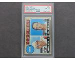 Lot: 7897 - 1968 TOPPS REDS ROOKIES #247 BENCH/TOMPKINS CARD<BR><span style=color:red>No Credit Cards Accepted! CASH OR WIRE TRANSFER ONLY!</span>