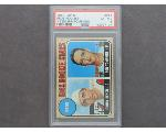 Lot: 7899 - 1968 TOPPS REDS ROOKIES #247 BENCH/TOMPKINS CARD<BR><span style=color:red>No Credit Cards Accepted! CASH OR WIRE TRANSFER ONLY!</span>