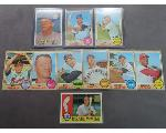 Lot: 7901 - BASEBALL CARDS<BR><span style=color:red>No Credit Cards Accepted! CASH OR WIRE TRANSFER ONLY!</span>