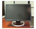Lot: 22 - Dell 2405FPW 24-inch Monitor