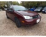 Lot: 7 - 2007 FORD FOCUS