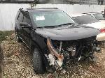Lot: 01 - 2013 FORD EXPLORER LIMITED SUV - KEY / STARTS & RUNS