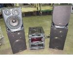 Lot: 61-053 - Aiwa Sound System