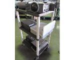Lot: 61-056 - Cart of Smart Projectors