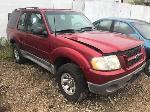 Lot: 09 - 2002 FORD EXPLORER SUV