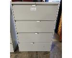 Lot: 02-23236 - Lateral File Cabinet