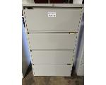 Lot: 02-23237 - Lateral File Cabinet
