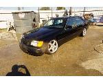 Lot: 05-67975 - 1994 MERCEDES-BENZ S500 - KEY