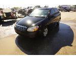 Lot: 06-66461 - 2008 KIA SPECTRA - KEY / RUN & DRIVE