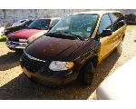 Lot: 19-65190 - 2007 CHRYSLER TOWN AND COUNTRY VAN