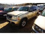 Lot: 20-67493 - 2002 FORD EXPLORER SUV